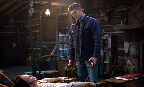 Hesitant Dean - Supernatural Season 10 Episode 15