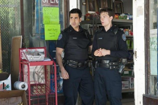 Sam & Dov After The Shooting