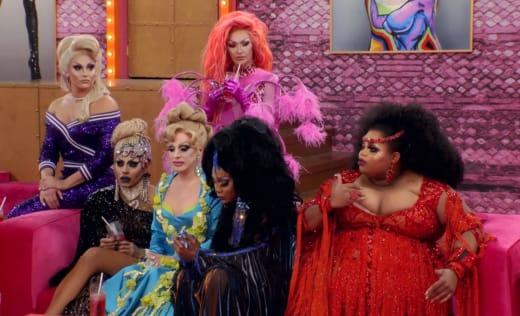 Landing At The Bottom - RuPaul's Drag Race All Stars Season 6 Episode 3