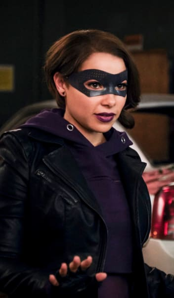 Negative Nora.  - The Flash Season 5 Episode 20