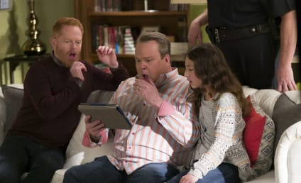 Watch Modern Family Online: Finding Frizbo