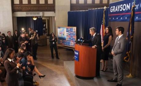 Grayson Press Conference