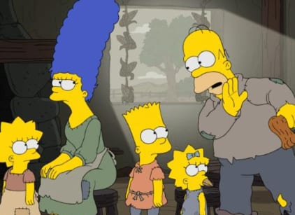Watch The Simpsons Season 29 Episode 1 Online
