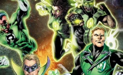 Green Lantern Ordered to Series at HBO Max