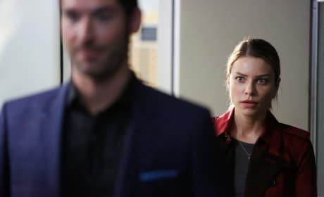 Face Palm - Lucifer Season 2 Episode 2