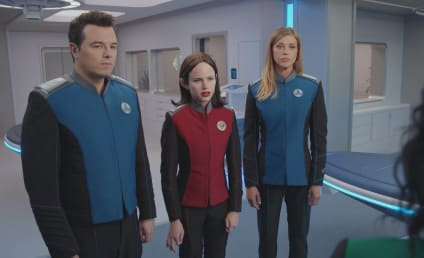 The Orville Season 2 Episode 3 Review: Home