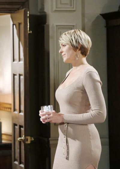 """Nicole"" Confronts Gabi - Days of Our Lives"