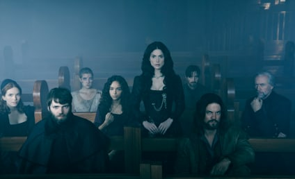 Salem Cast Pics: Who's Who?