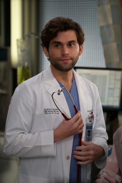 Reconsidering  - Grey's Anatomy Season 16 Episode 13