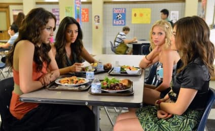 Pretty Little Liars: Renewed for Season 4!