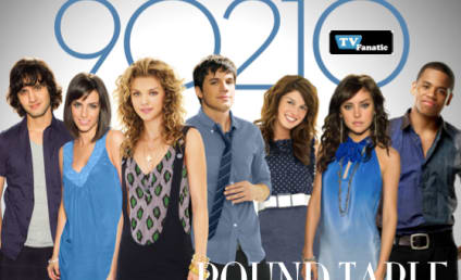 "90210 Round Table: ""They're Playing Her Song"""