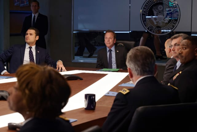 A Meeting - Designated Survivor Season 1 Episode 4