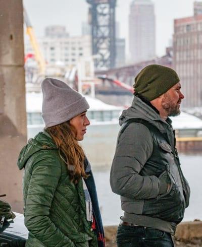 Hey Partner - Chicago PD Season 6 Episode 12