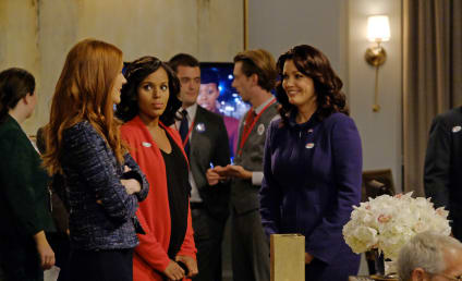 Scandal Season 6 Episode 1 Review: Survival of the Fittest