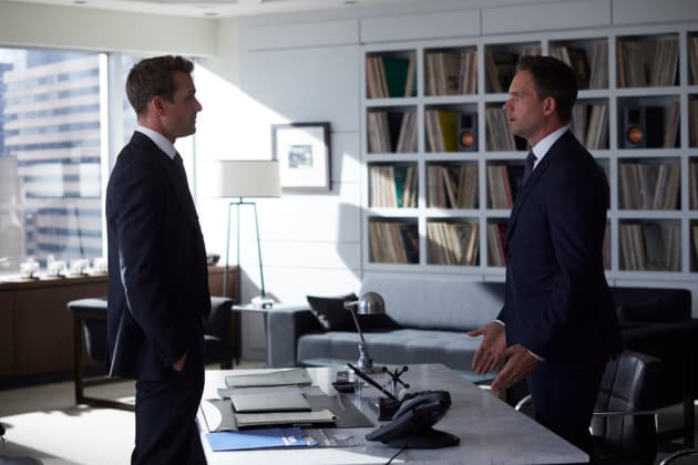 More Bickering - Suits Season 7 Episode 11