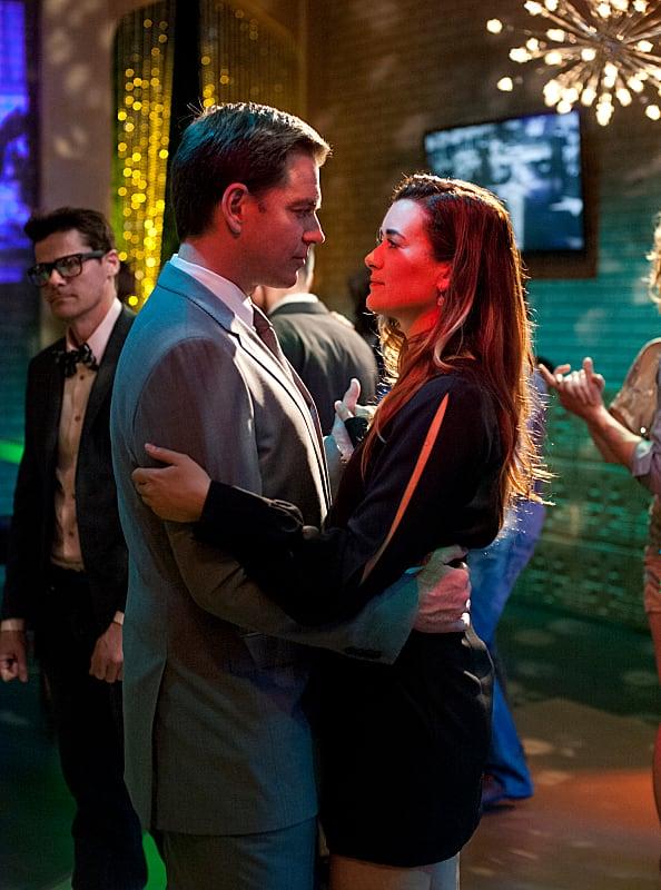 Tony and Ziva Dancing