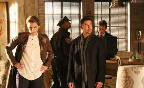 Esposito and Beckett