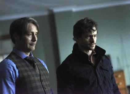 Watch Hannibal Season 2 Episode 12 Online