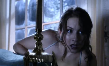 Spencer on the Floor - Pretty Little Liars Season 5 Episode 13