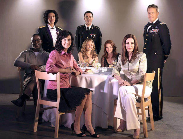 Army Wives Cast