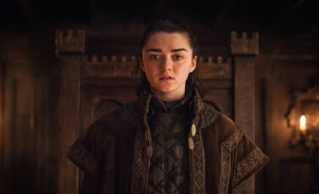 Arya Surprises - Game of Thrones Season 7 Episode 1
