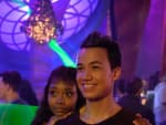 Jordan and Delilah Look On - The 100 Season 6 Episode 4