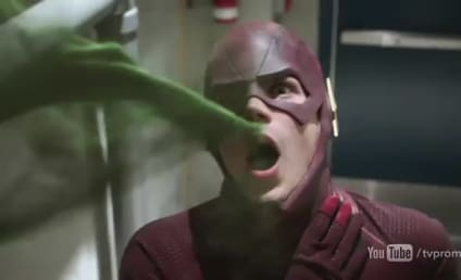 The Flash Season 1 Episode 3 Teaser: When Speed Doesn't Matter...