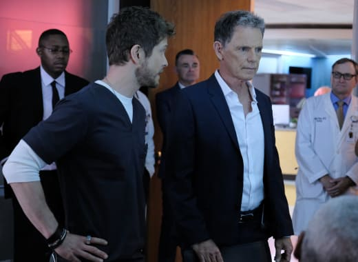 What's the Plan, Man?  - The Resident Season 2 Episode 1