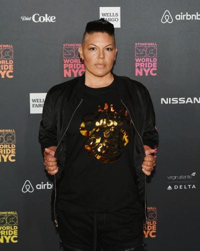 Sara Ramirez Attends WorldPride NYC Event