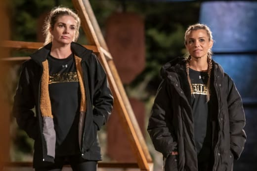 Kendal and Trishelle - The Challenge: All Stars Season 1 Episode 2