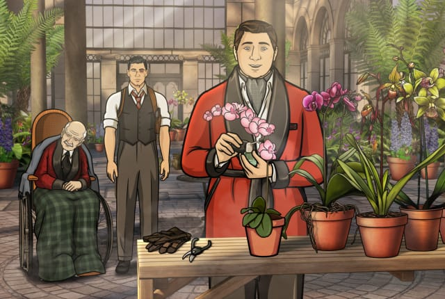 Watch archer season 8 episode 4 online tv fanatic - Archer episodes youtube ...