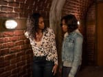Anissa Grows Worried - Black Lightning
