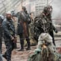 Irony - The 100 Season 3 Episode 13
