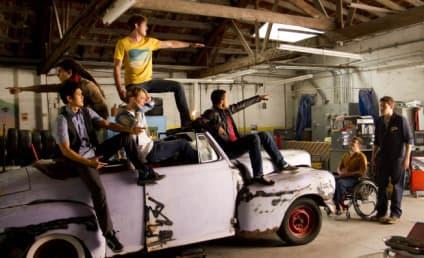 Glee Photo Gallery: Go Glease Lightning!