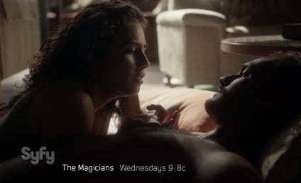The Magicians Sneak Peek: Can Kady and Penny Access the Poison Room?