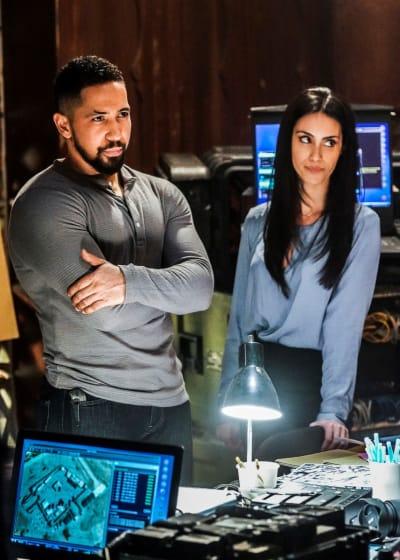 Making Decisions - SEAL Team Season 4 Episode 9