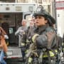 What's Everyone Looking At? - Chicago Fire Season 4 Episode 15