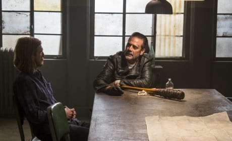 The Walking Dead Promo: Negan Reveals His Next Target!