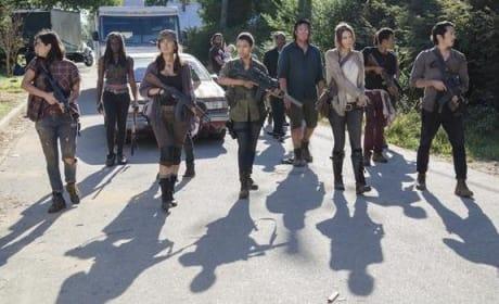 Walking Dead Survivors - The Walking Dead
