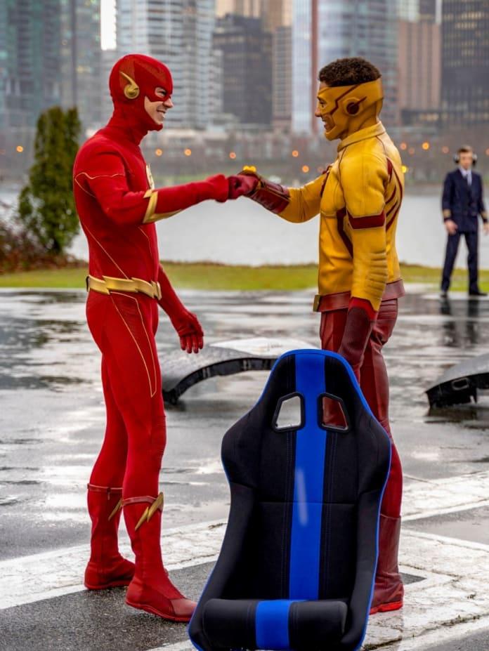 Teamwork The Flash Season 6 Episode 14 Tv Fanatic