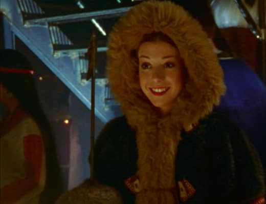 Eskimo Costume - Buffy the Vampire Slayer Season 2 Episode 4
