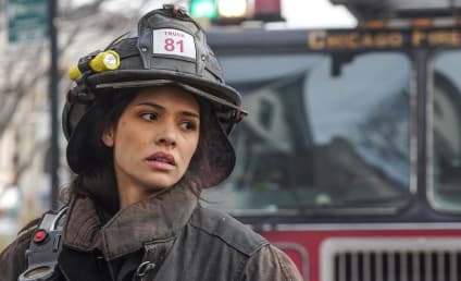 Chicago Fire Photo Preview: Meet the New Firefighter!