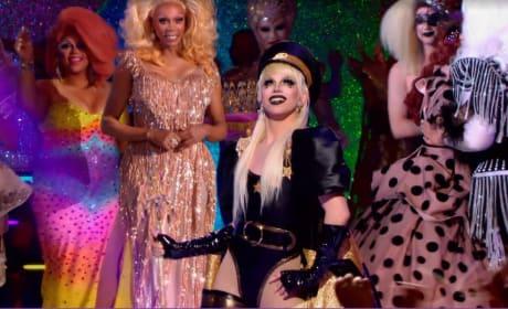 Aquaria's Crowning Moment - RuPaul's Drag Race Season 10 Episode 14