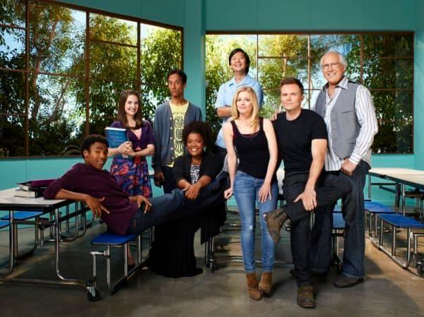 Community Cast Pic