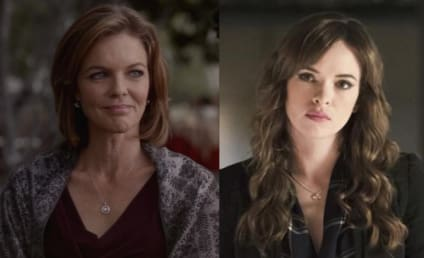 The Flash Season 3: Meet Caitlin's Mom!