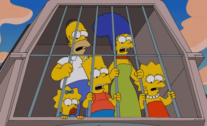 The Simpsons Season 26 Episode 10 Review: The Man Who Came to Be Dinner