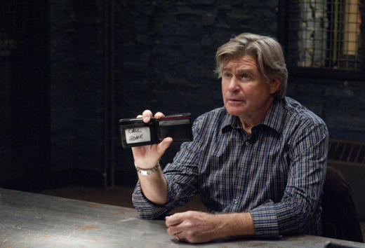 Treat Williams on Law & Order SVU