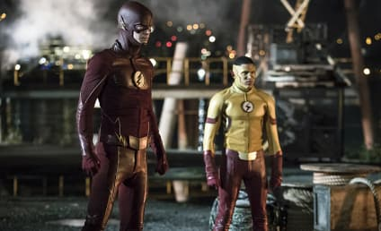 The Flash Season 3 Episode 1 Review: Flashpoint