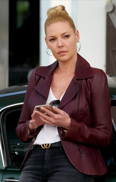 Samantha on the Road - Suits Season 9 Episode 7
