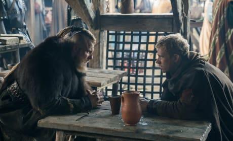 Bjorn and Magnus - Vikings Season 5 Episode 13